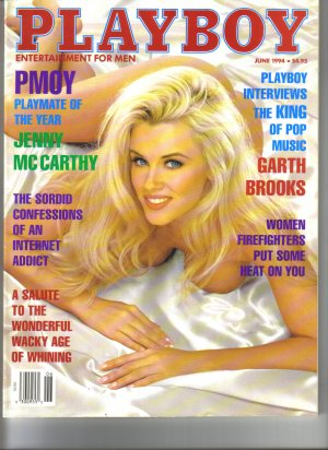 unladylike behavior jenny mccarthy playpoy 2012 pictures leaked jenny