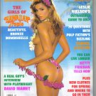 April 1995  Playboy Magazine   Danielle Folta  Hawaiian Tropic