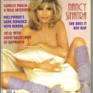 May 1995  Playboy Magazine   Nancy Sinatra
