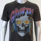 SHIROI NEKO T-shirt Tattoo Rock Skull Punk Mens Code : A025 Size=L