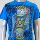 SHIROI NEKO T-shirt Tattoo Rock Skull Punk Mens Code : A033 Size=L