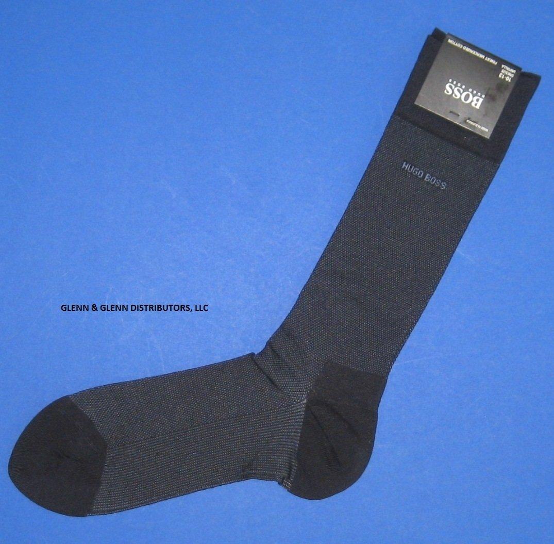 NWT Hugo Boss Blue Finest Mercerized Cotton Socks
