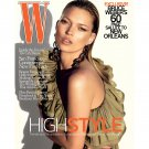 Pre-Owned W Magazine - Kate Moss Cover - April 2008