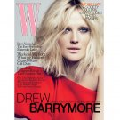 Pre-Owned W Magazine - Drew Barrymore Cover - April 2009
