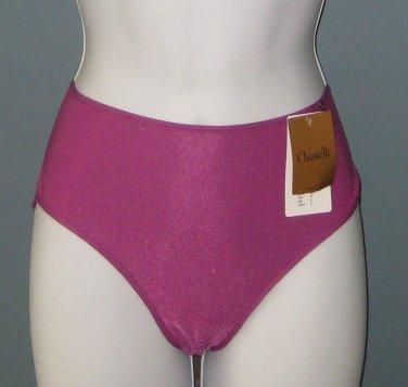 NWT Chantelle Ebony C Fuchsia Pink Naturel Hipster Panty #2054 - L