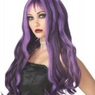 Punk Rock Sorcery Adult Costume Wig #70071