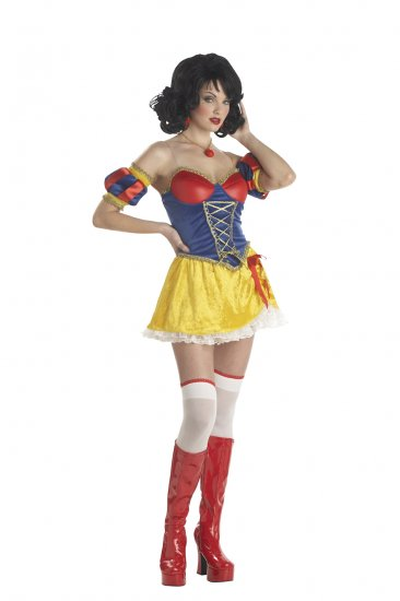 Classic Snow White Adult Costume Size: Medium #01040