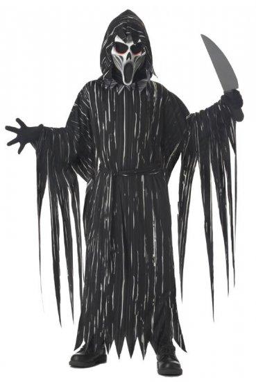 Scream Howling Horror Child Costume Size:  Medium #00229