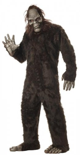 Big Foot Sasquatch Adult Costume #01012