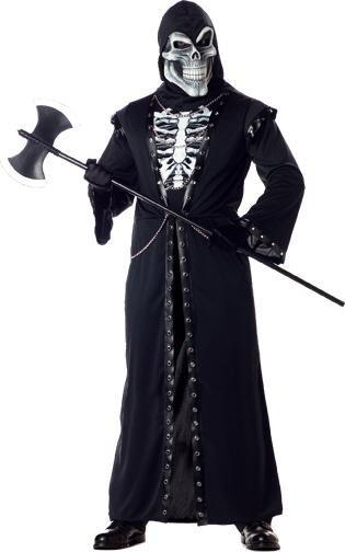 Crypt Master Demon Warrior Adult Costume Size: Medium #01522