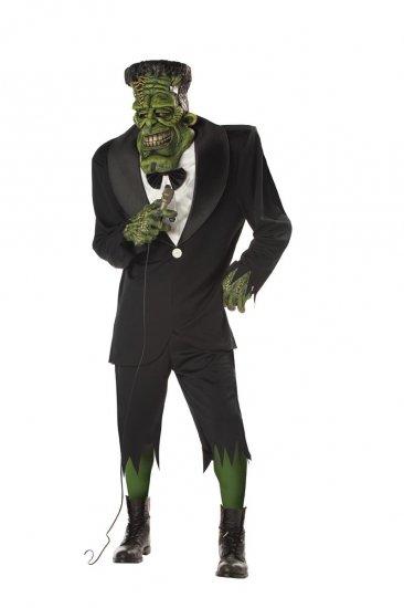 Big Frank Frankenstein Adult Costume #01083