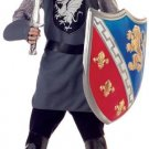 Renaissance Valiant Knight Child Costume Size: X-Small #00344
