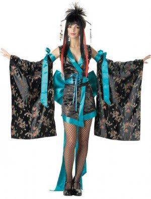 Tokyo Pop Princess Geisha Japanese Teen Costume Size: Jr (3-5) #05026