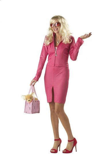 Legally Blonde Adult Costume Size: Large  #01064