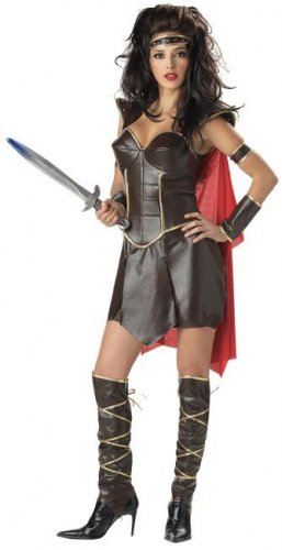 Warrior Queen Xena Adult Costume Size: Small #00849