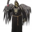 Demon Angel of Death Plus Size Adult Costume #01624