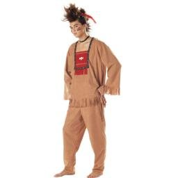 Indian Running Bull Adult Costume Size: Small