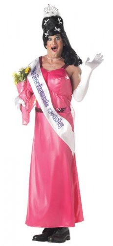 USA Pageant  Princess Queen Adult Costume #00966