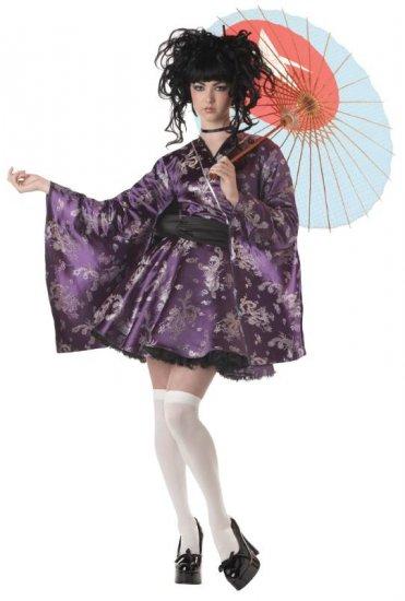 Japanese Geisha Lovely Lolita Teen Costume Size: Jr (5-7) #05020