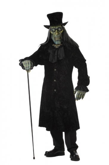 Victorian Dr Phobic Demon Adult Costume Size: Large #00723