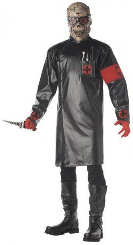MEDIUM - ADULT Dr Illheart Brom Scary Evil Halloween Costume