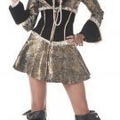 Pirate Captain D' Elegance Adult Costume Size: X-Large #00938