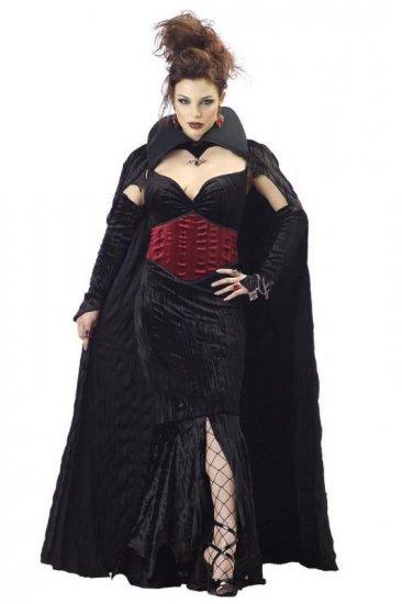 Vampire Countess of Mayhem  Adult Costume Size: Small #00797