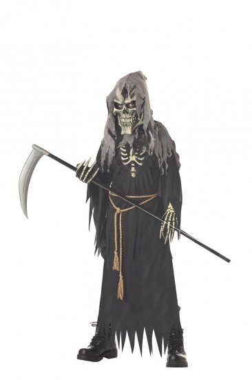 Dark Messenger Child Costume Size: Large