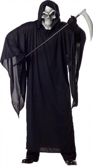 Grim Reaper Plus Size Adult Costume #01080