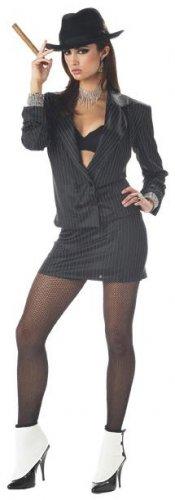 Mafia Princess Adult Costume Size: Small #00868