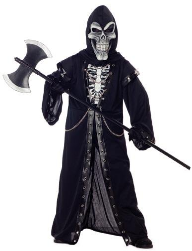 Crypt Master Soul Taker Skeleton Child Costume Size: Small #00437