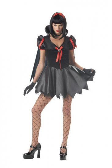 Gothic Dead Snow Fright Adult Costume Size: Medium #00765