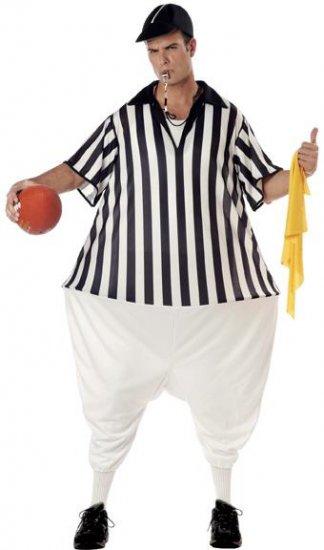 Referee Adult Costume #00978