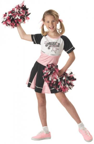 All Star Cheerleader Child Costume Size: X-Small #00270