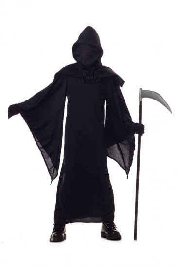 Horror Robe Child Costume Size: Small #00570