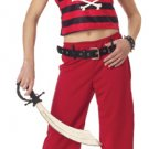 Hip Punk Pirate Child Costume Size: Medium #00507