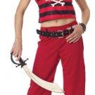 Hip Punk Pirate Child Costume Size: Small #00507