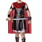 Hercules Roman Warrior 300 Greek Child Costume Size: Large #00225