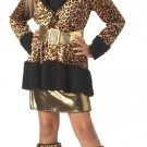 Runway Diva Child Costume Size: Medium