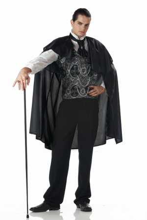 Victorian Vampire Adult Costume Size: X-Large