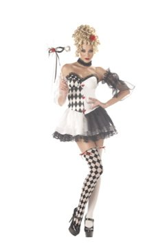 Le Belle Harlequin Adult Costume Size: Large #01066