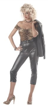 Grease Hot Rod Honey  Adult Costume Size:  X-Large