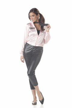 Grease Pink Ladies Grease Costume (Small)