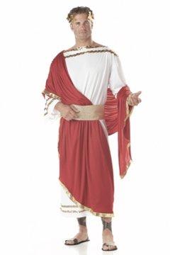 Caesar Greek Roman Toga Adult Costume #01193