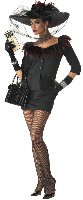 Merry Murderess Widow Adult Costume Size: Small #00782