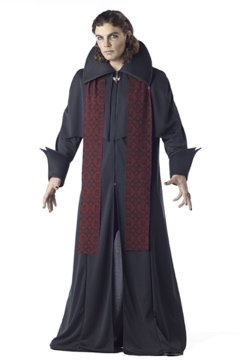 Priest Sinister Minister  Vampire Adult Costume Size: Medium #00745