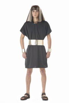 Egyptian Pharaoh Adult Costume Size: Medium #00935