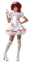 Nurse Got Fever Teen Costume Size: Jr (3-5) #05117