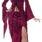 Maiden of Darkness Gothic Adult Costume Size: Medium #01521
