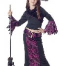 Jazzy Witch Child Costume Size: Medium #00559